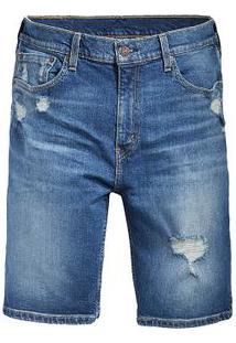 Bermuda Jeans Levis 505 Regular - 30