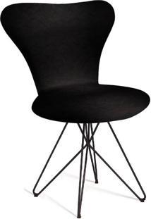 Cadeira Butterfly Couríssimo Preto