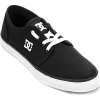 71e6d38cb8 Tênis Dc Shoes Studio Tx La Masculino - Masculino-Preto+Branco