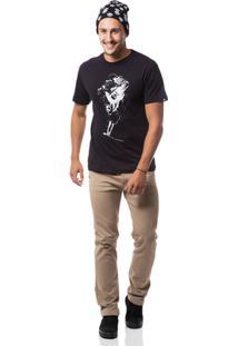 Camiseta Zero Medieval Masculina - Masculino