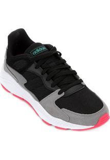 Tênis Adidas Chaos Feminino - Feminino-Preto