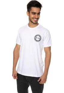 Camiseta Oakley Dollar Bill Masculina - Masculino-Branco