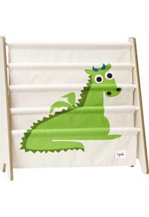 Rack Para Livros Dragão 3 Sprouts