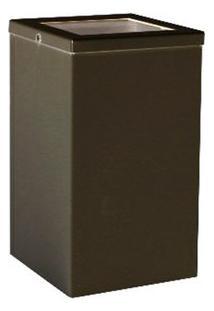 Arandela De Alumínio Taschibra G9 25W Preto Fosco Sol V0V