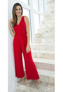 c209ca1557 Macacão Bonprix Vermelho feminino