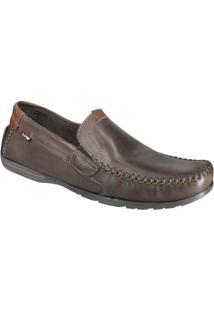 Sapato Drive Pegada Plus Size Masculino