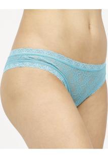 Calcinha BiquãNi Panty- Azul- Injoyinjoy