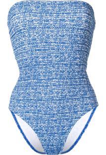 The Upside Maiô Tomara Que Caia - Azul