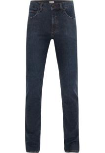 Calça Jeans Comfort Azul