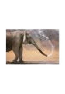 Painel Adesivo De Parede - Elefante - 193Pn-P