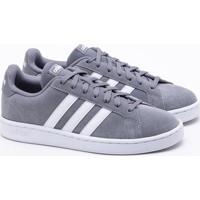 06db2d697a3 Tênis Adidas Grand Court Cinza Masculino 40