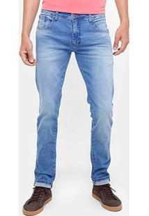 Calça Jeans Skinny Triton Peter Índigo Masculina - Masculino