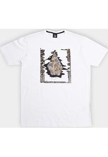 Camiseta Volcom Silk Statiq - Masculino