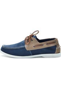 Docksider Casual Cadarço Sapatotop Shoes Confortável