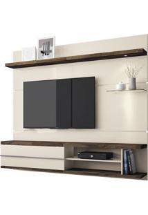 Home Suspenso Epic Tv Até 55 Polegadas 2052 Off White/Deck 2V - Hb Móveis