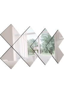 Espelho Decorativo Benn (170X85) Preto