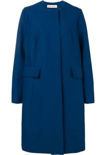 Marni Camisa Oversized - Azul