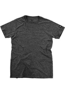 Camiseta Stoned Lisa Masculina - Masculino-Cinza