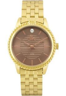 Relógio Allora Al2035Fkv/4M - Feminino