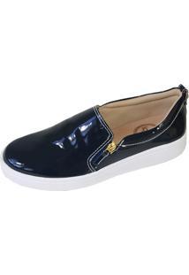 Tênis Neftali Comfort Slipper Azul