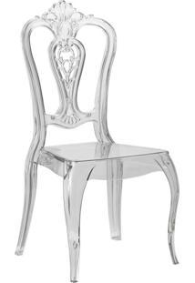 Cadeira Laura Transparente