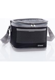 Bolsa Térmica Pratic Cooler 5 Litros - Paramount - Preto