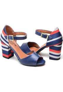 Sandalia Top Franca Shoes Feminina - Feminino