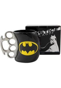 Caneca Soco Inglês Batman - Zona Criativa