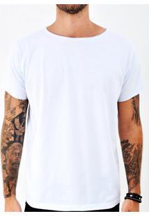 Camiseta Forthem Básica Branco