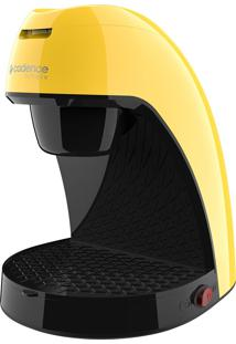 Cafeteira Single Colors Amarela 220V - Cadence