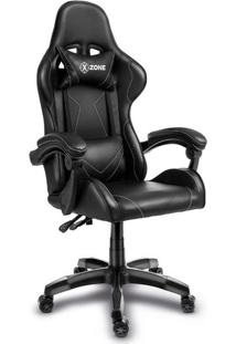 Cadeira Gamer X-Zone Premium Cgr-01-Bw Preto
