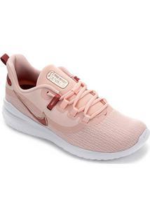 Tênis Nike Renew Rival 2 Feminino - Feminino-Rosa Claro