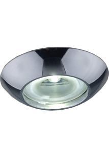 Spot Embutir Redondo 4Cmx6Cm 1W Bella Iluminação Caixa Com 3 Unidade 3500K Luz Amarela Bivolt