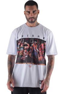 Camiseta Prison Originals Champions Branca