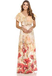 2067a3e74 Vestido Angelica Grande feminino