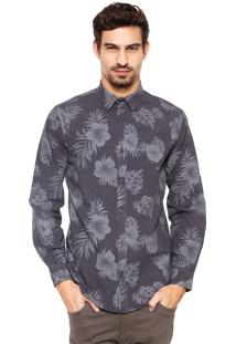 Camisa Triton Celso Cinza