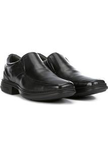 Sapato Conforto Couro Pipper Francis Masculino - Masculino