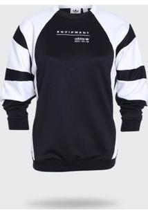 471a2089d ... Blusão Adidas Eqt Originals Preto Feminino M