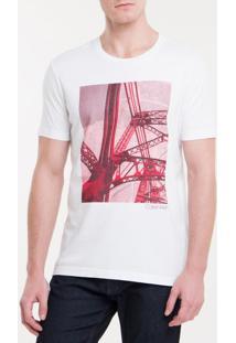 Camiseta Slim Bridge - Branco 2 - Pp
