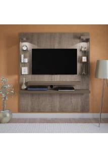 Painel Para Tv 47 Polegadas Atrantis 160 Cm Canela