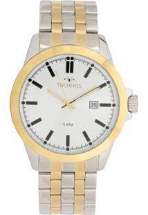 8f08fc37a7c90 R  369,00. Dafiti Relógio Dourado Feminino Technos Aço Inox Analógico ...