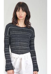 Blusa Calvin Klein Jeans Cinza