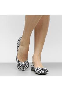 Sapatilha Shoestock Vichy Feminina - Feminino
