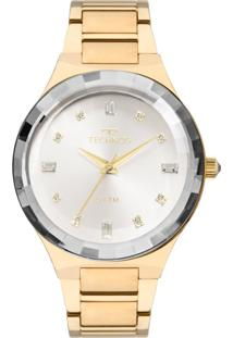Relógio Technos Feminino Crystal 2036Mjk/4K