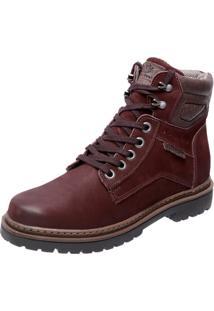 Bota Mega Boots 6019 Vinho