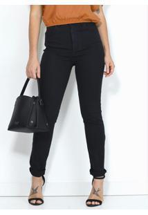 Calça Jeans Karen Preta