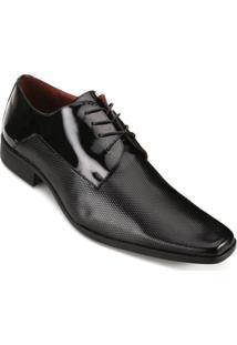 Sapato Promais Verniz - Masculino