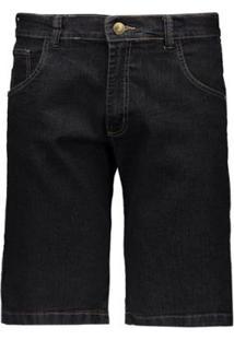 Bermuda Jeans Rusty Monty Masculina - Masculino