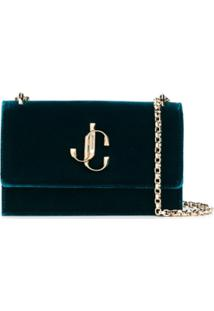 Jimmy Choo Bohemia Shoulder Bag - Azul