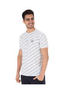 Camiseta Ecko Especial E521A - Masculina - Branco
